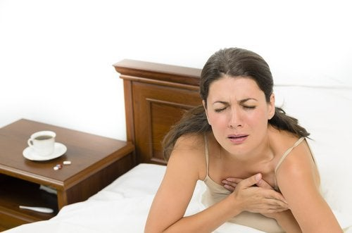 Menopause can be one of the causes of night sweats