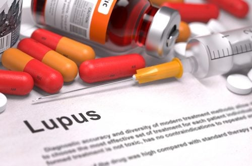 Pills and lupus medication