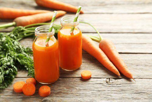 Surprising benefits of carrots
