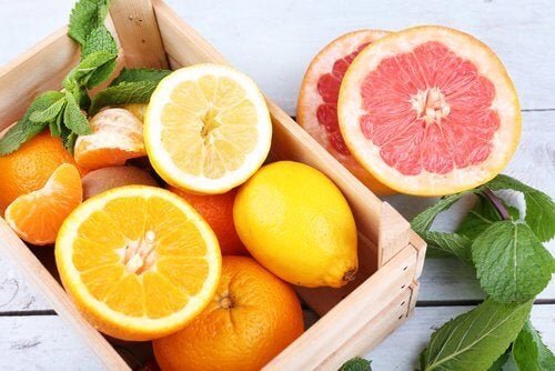 People with asthma should avoid citrus fruits