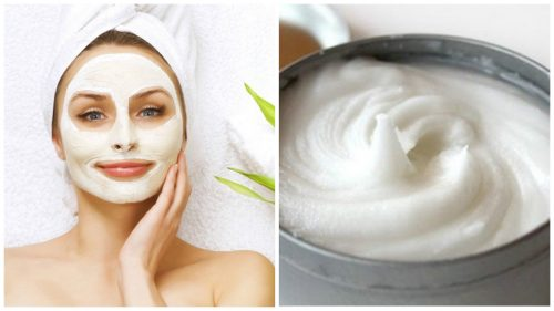 An Aspirin and Yogurt Face Mask to Clear Skin Blemishes