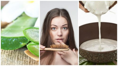 Fight Hair Loss with These 6 Homemade Solutions