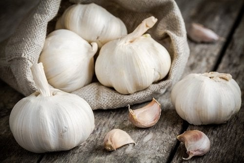 Garlic can help your immune system.