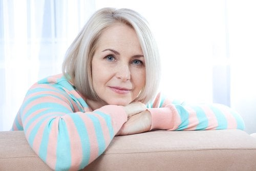 Woman in her 50s with menopause about your vagina