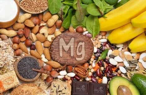 Sources of magnesium.