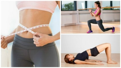 Want to Take Inches Off Your Waist? Do These Exercises