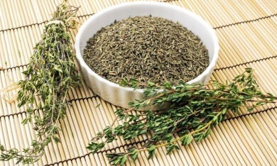 Thyme to improve lung health