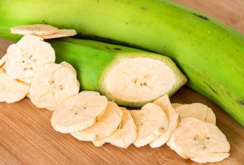 health benefits of green plantains
