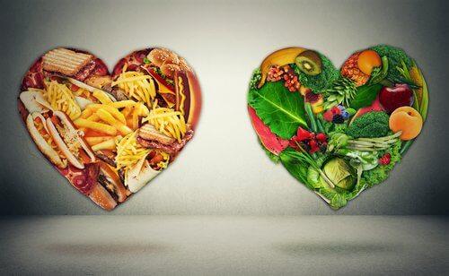 terveellinen ruoka aineenvaihdunnan parantamiseksi