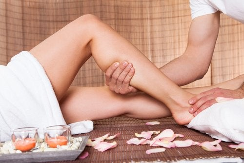 Massages may be good for improving blood flow.