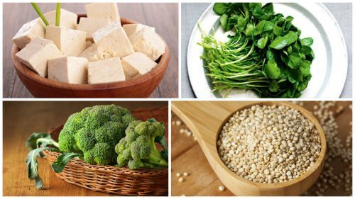 Foods to eat more of in the new food pyramid