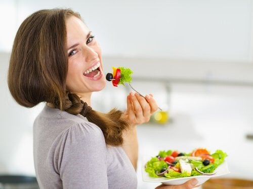 Eating healthy can help you have better circulation.