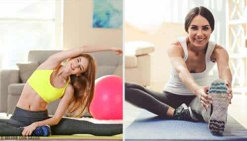 8 Home Exercises to Tone Your Body