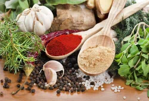 Nine Blood-Cleansing Herbs and Spices