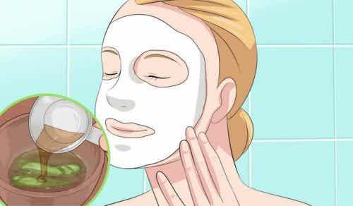 Aloe Vera Masks for All Skin Types