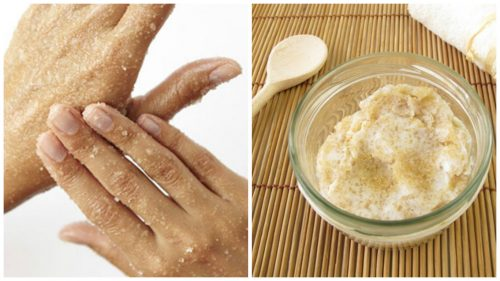 Sugar Scrub to Soften Your Hands: How to Make It