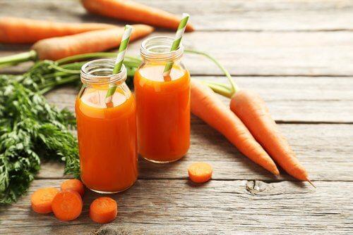 몸을 정화시켜주는 디톡스 식단 5가지 당근