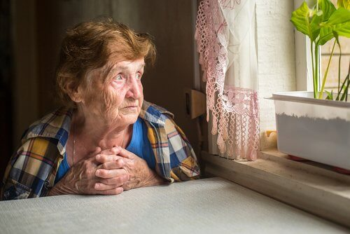 Depression in senior citizens is common because many are lonely