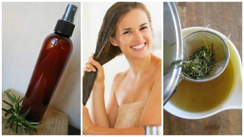 Strengthen Your Hair with This Homemade Herbal Conditioner