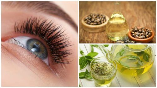 Seven Natural Treatments that May Help You Get Longer Eyelashes