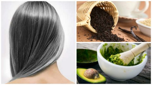 Reduce the Premature Appearance of Grey Hairs with These 6 Home Remedies
