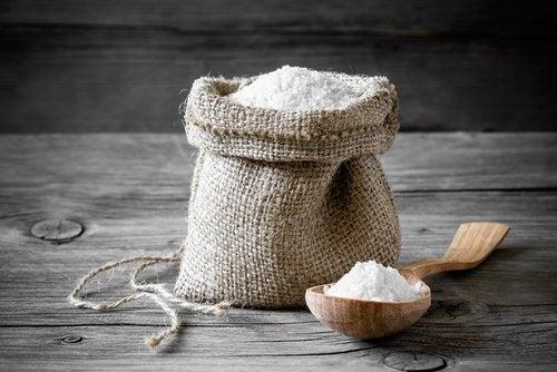 salt intake should be carefully monitored