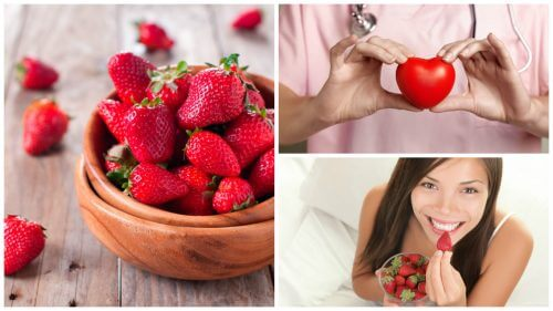 8 Things that Strawberries do for Your Health