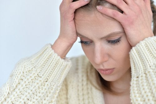 Headaches are one of the effects of anxiety on your body.