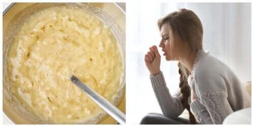 Creamy Honey-Banana Recipe to Relieve Cold Symptoms