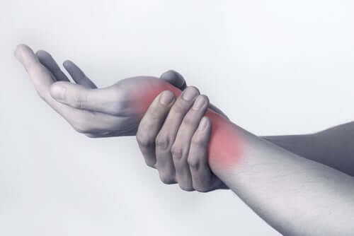 Tendonitis is one of the causes of joint pain.