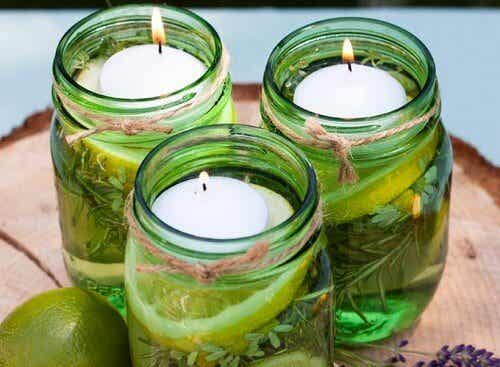 How to Make Scented Candles that Repel Bugs
