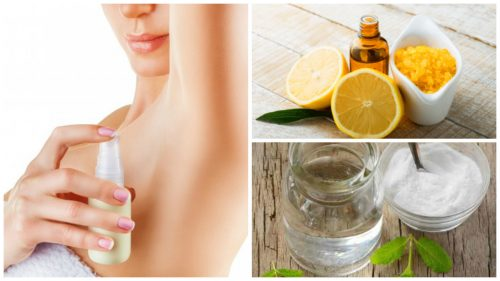 Try This All Natural Homemade Deodorant