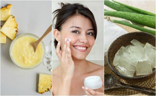 Tighten Facial Skin with Five Natural Treatments