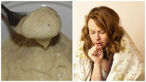 Try Banana and Honey Cream to Alleviate Coughing and Cold Symptoms
