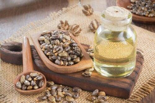 Castor oil.