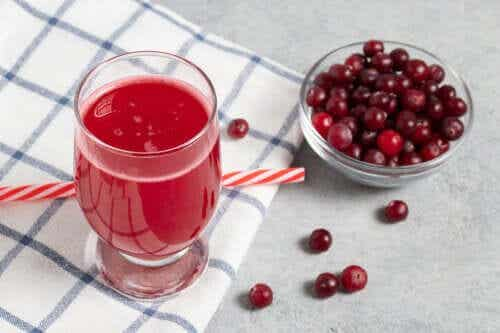 The Benefits of Cranberry Juice