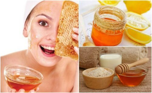 Diminish Wrinkles with these 5 Honey Masks