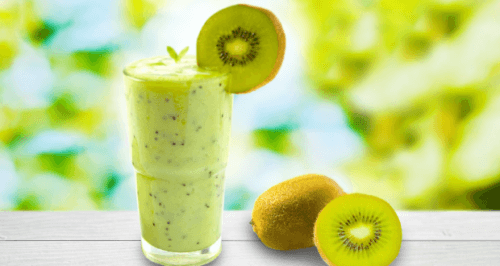Kiwis help slow the ageing process.