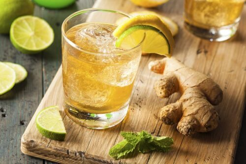 Discover the 5 Benefits of Ginger Water