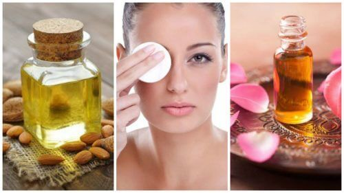 Remove Your Makeup with these 6 Natural Oils