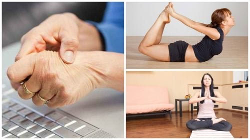 Get Carpal Tunnel Relief with these 5 Yoga Poses