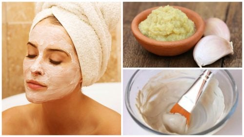 How to Make a Garlic Mask to Detox and Rejuvenate Your Skin