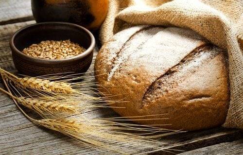 Whole grains breads contain a good sort of carbohydrate.