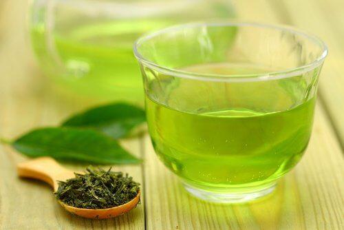 Image Result For 4.- Green Tea