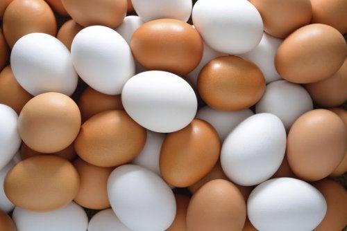 eggs for protein-rich hair masks