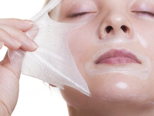 gelatin and milk mask for blackheads