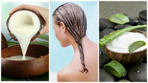 Combat Excessive Hair Loss with this Milk Treatment