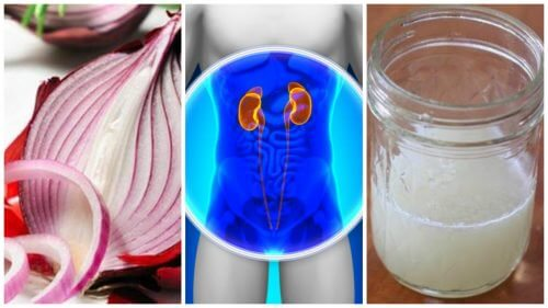 This Onion Remedy Helps to Cleanse Your Kidneys
