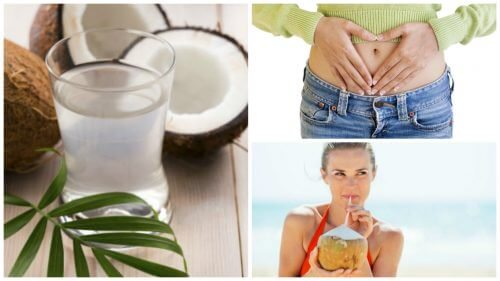 10 Benefits of Drinking Coconut Water
