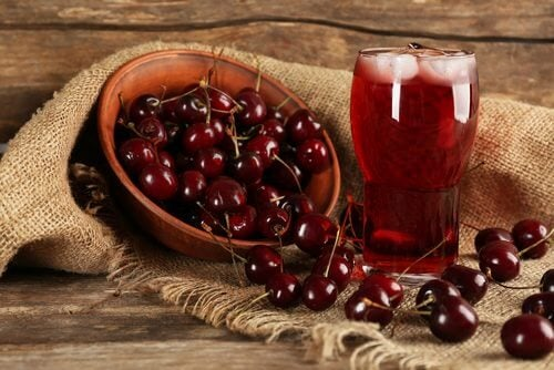 A bowl of cherries to make great post-workout drinks.